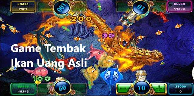 Game Tembak Ikan Slot Online Terbaik dan Terpercaya Indonesia