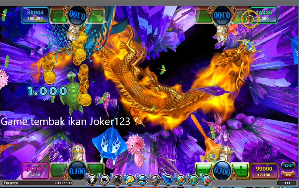 Permainan Tembak Ikan Online Joker123 Terbaru Di Indonesia