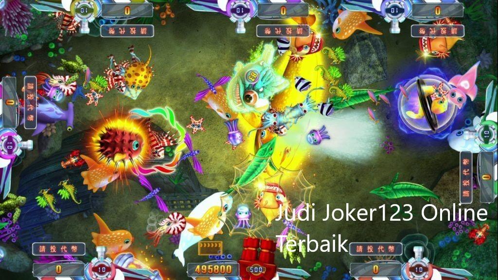 Game Tembak Ikan Online Dengan Uang Asli Di Situs Joker123