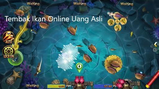 Serunya Main Judi Tembak Ikan Via Online Indonesia